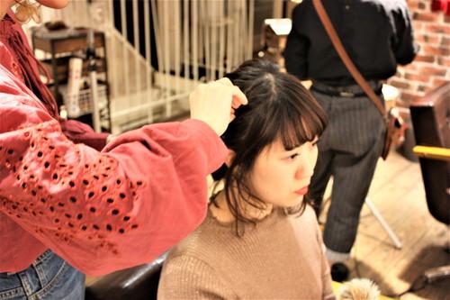編み込みの応用5