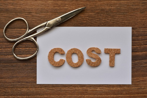 コストの理由??