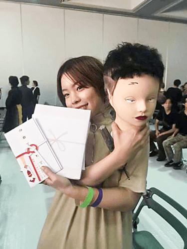ウィッグ部門でスタッフの金津 詩乃さんが受賞されたそうです!