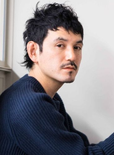 山本さんのヘアスタイル