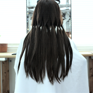 自分の髪で社会貢献!話題の「ヘアドネーション」をやってみた!