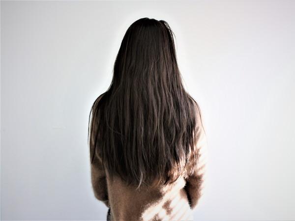 三年かけて伸ばした髪