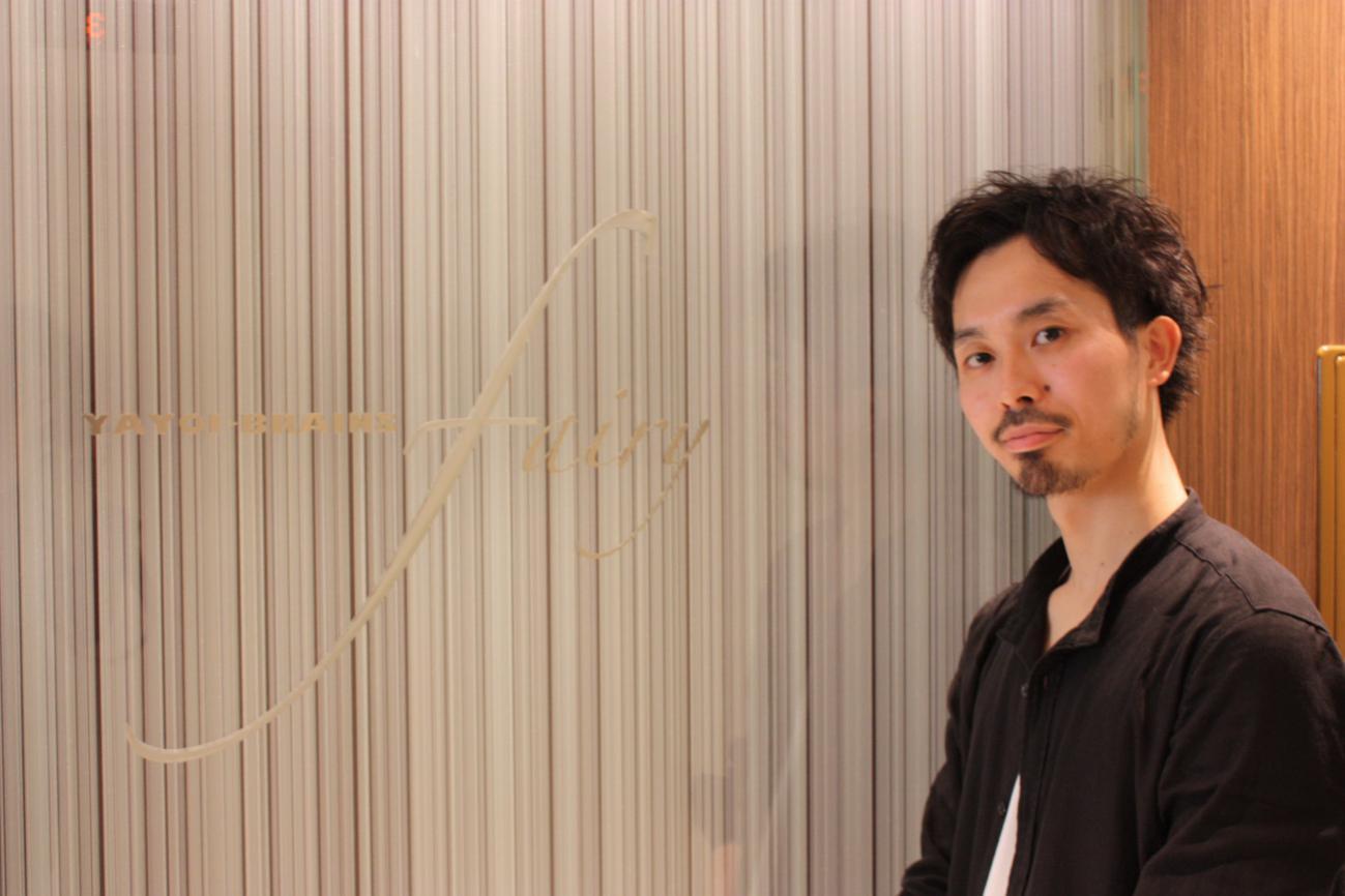 小辰さんインタビュー風景1