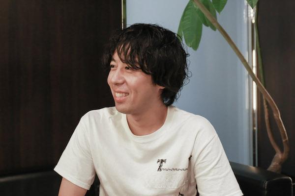 元橋さんインタビュー画像